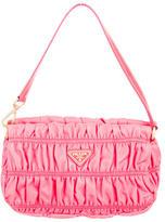 Prada Tessuto Gaufre Handle Bag