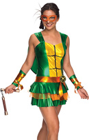Rubie's Costume Co TMNT Michelangelo Dress Costume Set - Women