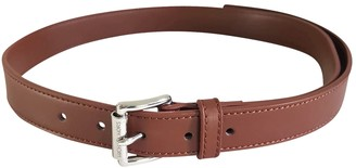 Michael Kors Brown Leather Belts