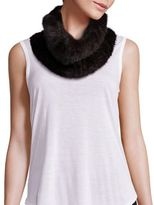 Surell Mink Infinity Scarf
