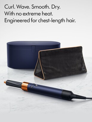 Dyson Airwrap Complete Hair Styler Special Edition Gift Set, Prussian Blue/Rich Copper