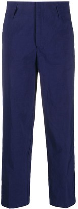 Forte Forte High-Waist Cropped Trousers
