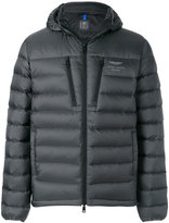 Hackett hooded padded jacket