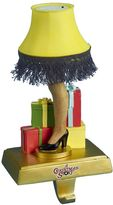 Kurt Adler A Christmas Story Leg Lamp Battery-Operated Light-Up Stocking Hanger
