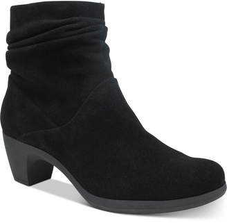 White Mountain Cliffs by Alina Booties Women Shoes