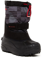 Columbia Powderbug Plus Waterproof Boot (Toddler & Little Kid)
