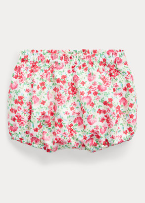 Ralph Lauren Floral Bloomer Short