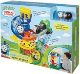 Fisher-Price My First Thomas & Friends Rail Rollers Spiral Station by