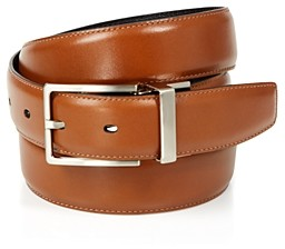 The Men's Store At Bloomingdale's The Men's's Store at Bloomingdale's Men's Amigo Reversible Leather Belt - 100% Exclusive