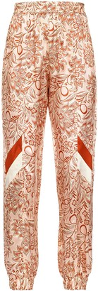 Pinko Floral-Print Trousers