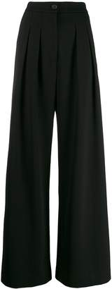 Cavallini Erika tailored wide leg trousers