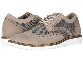 Dockers Hawking Knit/Leather Smart Series Dress Casual Wingtip Oxford with NeverWet