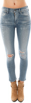 Citizens of Humanity Rocket Crop High Rise Skinny Jean