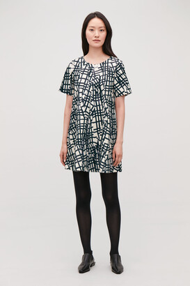 Cos A-Line Cotton Dress