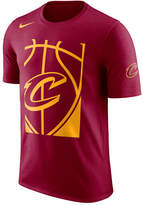 Nike Men's Cleveland Cavaliers Cropped Logo T-Shirt