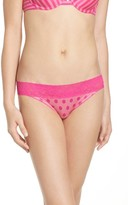 Betsey Johnson Women's Forever Perfect Hipster Panty