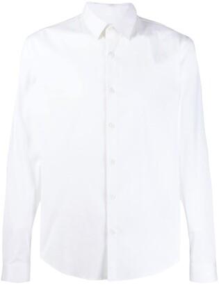 Sandro Paris seamless stretch shirt