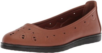Easy Street Shoes Women's Alfie Ballet Flat