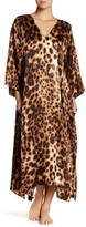 Natori Leopard Print Night Gown