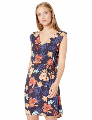Seafolly Women's Short Sleeve Cover Up Dress