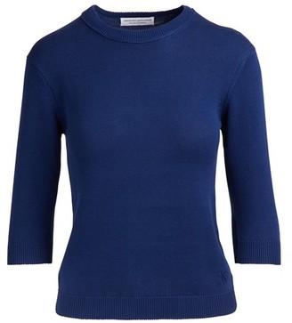 ALEXANDRA GOLOVANOFF Kawai 3/4 sleeved pullover