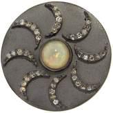 Ileana Makri Eye M By Opal Moon Disc Ring