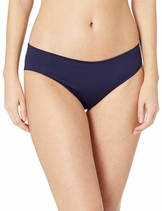 Anne Cole Studio Women's Classic Basic Solid Cheeky Swim Bottom