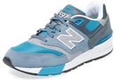 New Balance 597 Suede Low Top Sneaker