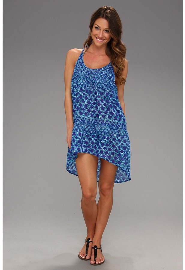 O'Neill Bay Day Cover Up (Sapphire) - Apparel