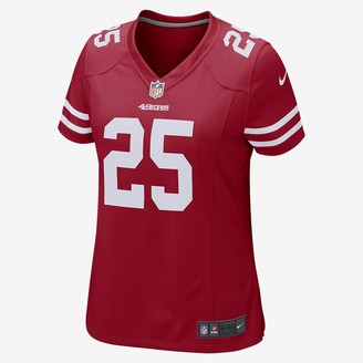 Nike Women's Football Jersey NFL San Francisco 49ers Game (Richard Sherman)
