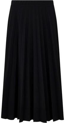 Nougat Bilbao Pleated Skirt
