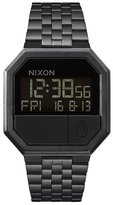 Nixon Men's Re-Run A158001 Stainless-Steel Quartz Watch