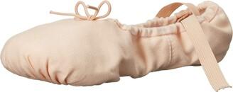 Sansha unisex-adult Pro 1 Canvas Ballet Slipper