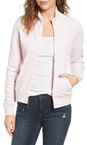 Juicy Couture Women's Fairfax Velour Track Jacket