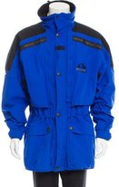 Marmot Mock Neck Mesh-Lined Coat