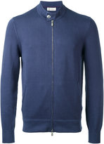Brunello Cucinelli zipped jacket - men - Cotton - 48