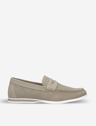 Aldo Rearwen leather penny loafer
