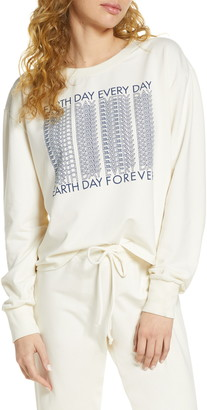 Project Social T Earth Day Every Day Sweatshirt