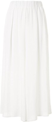 Dusan Wide-Leg Linen Trousers