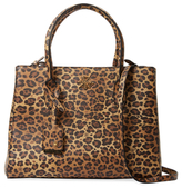 Charlotte Olympia Poitier Printed Leather Satchel