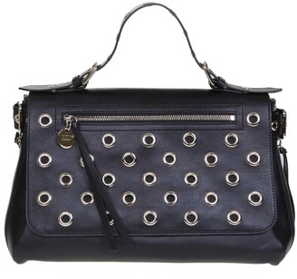 RED Valentino Hand Bag In Black Leather