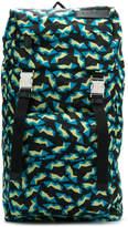 Marni printed design backpack