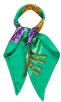 Hermes Mexique Silk Scarf