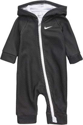 Nike Mesh Hooded Romper