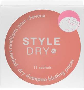 STYLEDRY Blot & Go Dry Shampoo Blotting Paper - Orange Blossom