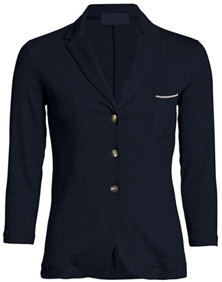 Fabiana Filippi Three-Quarter Sleeve Jacket