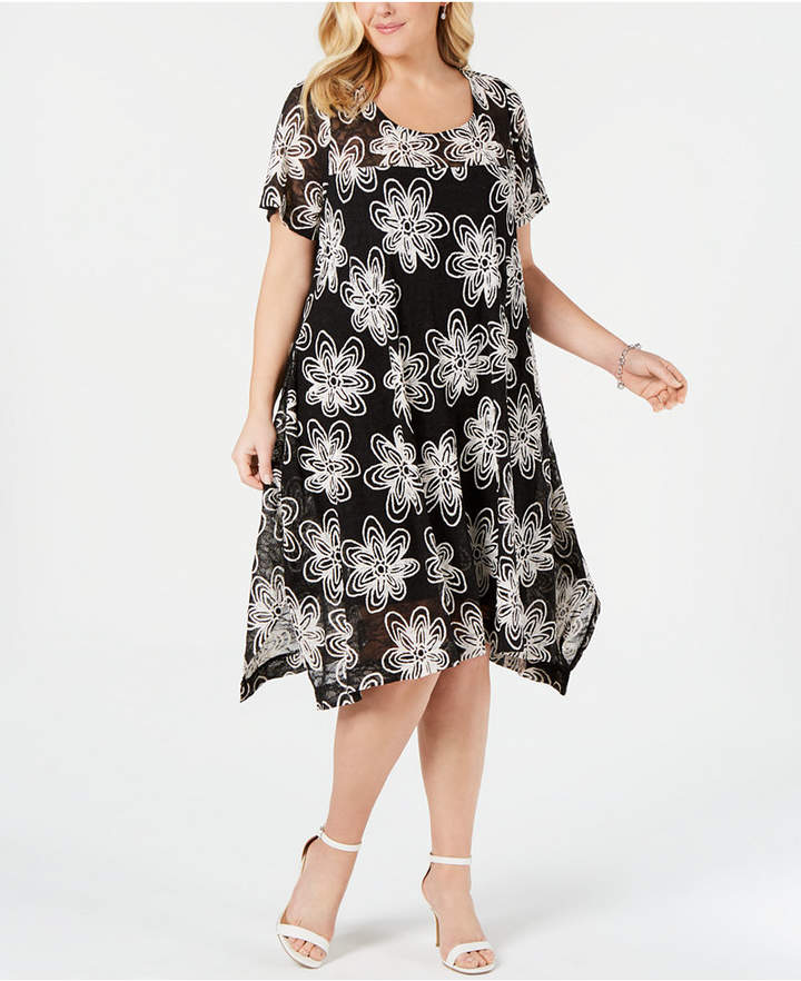 Robbie Bee Plus Size Dresses - ShopStyle