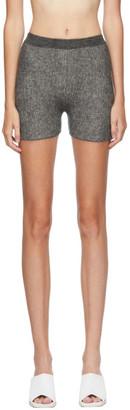 Jacquemus Grey Le Short Arancia Shorts