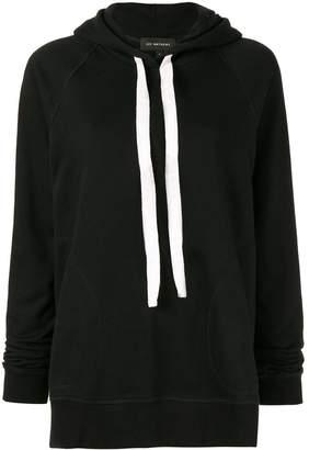 Lee Mathews loose-fit Barclay hoodie