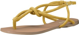 Qupid Women's Archer-309 Flat Sandal